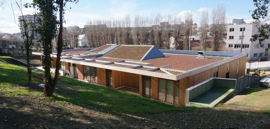 Arcueil Maison de la Bièvre. Arch NFA